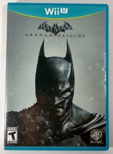 Batman Arkham Origins Original - Wii U