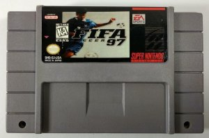 Fifa Soccer 97 - SNES