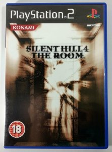 Silent Hill 4 The Room Original [EUROPEU] - PS2
