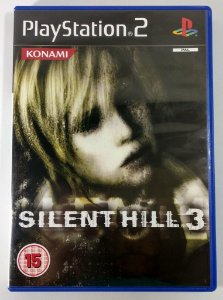 Silent Hill 3 Original [EUROPEU] - PS2