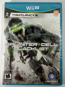 Splinter Cell Blacklist Original - Wii U