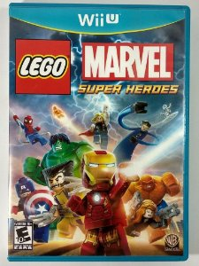 Lego Marvel Super Heroes Original - Wii U