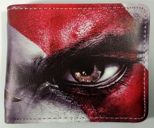 Carteira Personalizada God of War