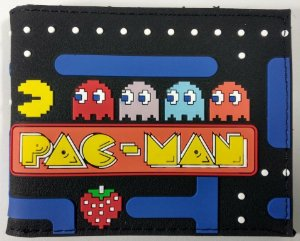 Carteira Personalizada PAC-MAN