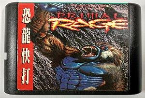 Primal Rage - Mega Drive