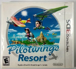 Pilotwings Resort Original - 3DS