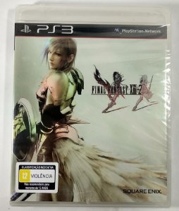 Final Fantasy XIII-2 (Lacrado) - PS3