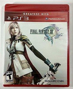 Final Fantasy XIII (Lacrado) - PS3