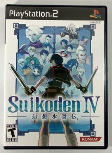 Suikoden IV Original - PS2