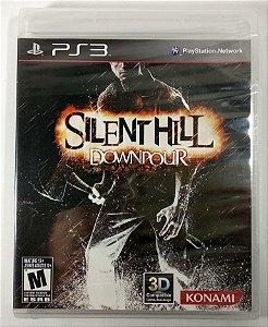 Silent Hill Downpour (Lacrado) - PS3