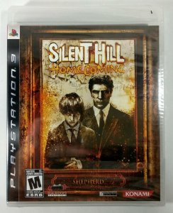 Silent Hill Homecoming (Lacrado) - PS3