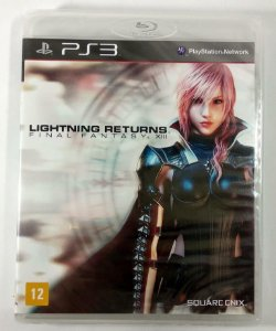 Lightning Returns: Final Fantasy XIII  (Lacrado) - PS3