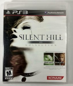 Silent Hill HD Collection (Lacrado) - PS3