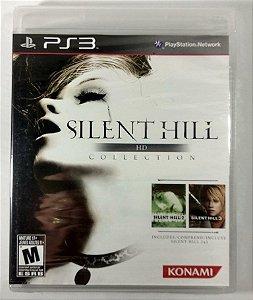 Silent Hill HD Collection (Lacrado) - PS3