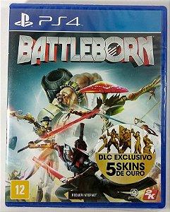 Battleborn (lacrado) - PS4