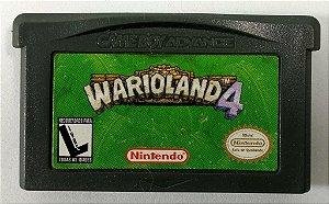 Wario Land 4 ORIGINAL - GBA