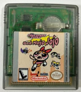 Powerpuff Girls Bad Mojo Jojo Original - GBC