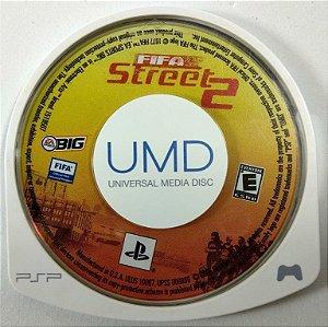 Fifa Street 2 Original - PSP
