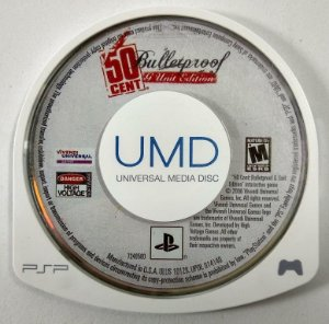 50 Cent: Bulletproof G Unit Edition Original - PSP