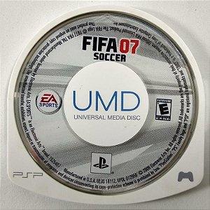 Fifa 07 Original - PSP