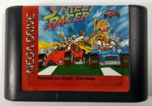 Street Racer Original - Mega Drive