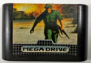 Cross Fire Original - Mega Drive