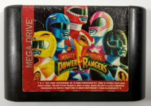 Power Rangers Original - Mega Drive
