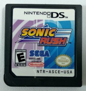 Sonic Rush Original - DS