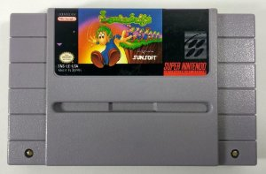 Lemmings Original - SNES