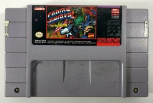 Captain America and the Avengers Original - SNES