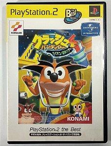 Crash Bandicoot 4 Original [JAPONÊS] - PS2