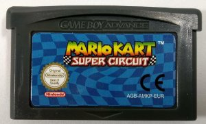 Mario Kart - GBA