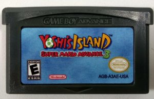 Jogo Yoshis Island - GBA