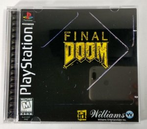 Final Doom [REPLICA] - PS1 ONE