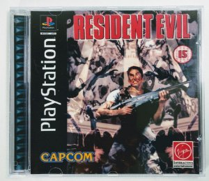 Resident Evil [REPLICA] - PS1 ONE