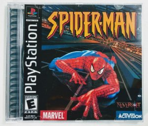 Spider-man [REPLICA] - PS1 ONE
