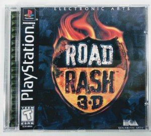 Road Rash 3D [REPLICA] - PS1 ONE
