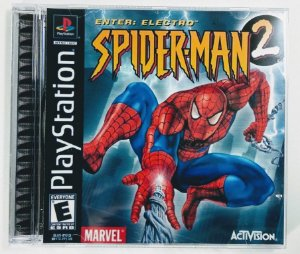 Spider-man 2 [REPLICA] - PS1 ONE