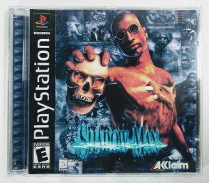 Shadow Man [REPLICA] - PS1 ONE