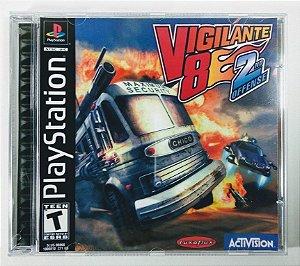Vigilante 8 2nd Offense [REPLICA] - PS1 ONE