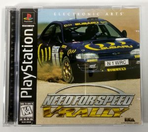 Need For Speed V-Rally [REPLICA] - PS1 ONE
