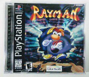 Rayman [REPLICA] - PS1 ONE