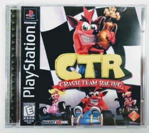 Crash Team Racing CTR [REPLICA] - PS1 ONE
