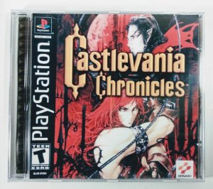 Castlevania Chronicles [REPLICA] - PS1 ONE