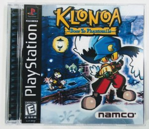 Klonoa [REPLICA] - PS1 ONE
