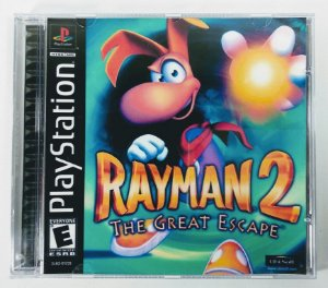Rayman 2 [REPLICA] - PS1 ONE