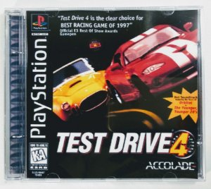 Test Drive 4 [REPLICA] - PS1 ONE
