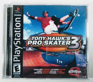 Tony Hawks Pro Skater 3 [REPLICA] - PS1 ONE