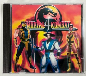 Mortal Kombat 4 [REPLICA] - PS1 ONE