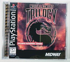 Mortal Kombat Trilogy [REPLICA] - PS1 ONE
